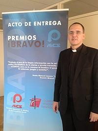 José Gabriel Vera, Director del Secretariado de la Conferencia Episcopal Española