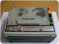 Magnetófono del Beato Lolo