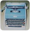 Máquina de escribir de Lolo